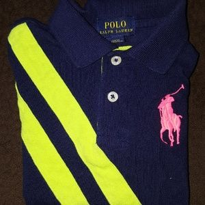 Boys Polo Ralph Lauren Polo Shirt